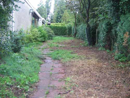Robur hoveniers in uw tuin - Geplaveid voor allee tuin ...